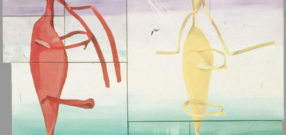 Untitled (Floating Figures)